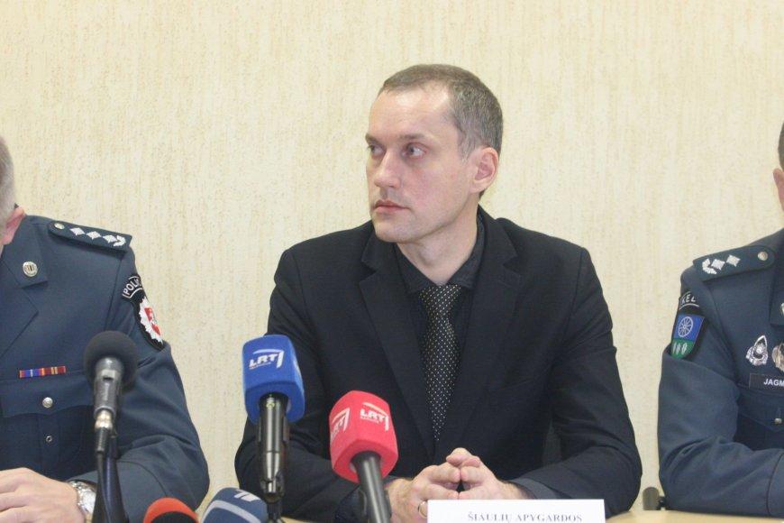 Aivaras Povilaitis, Šiaulių apygardos prokuratūros vadovas