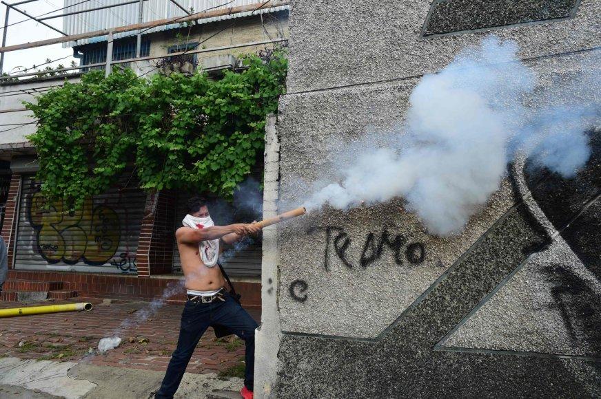 Demonstracija Venesueloje