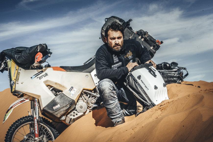 """""""Africa Eco Race"""", Alessio Corradini"""