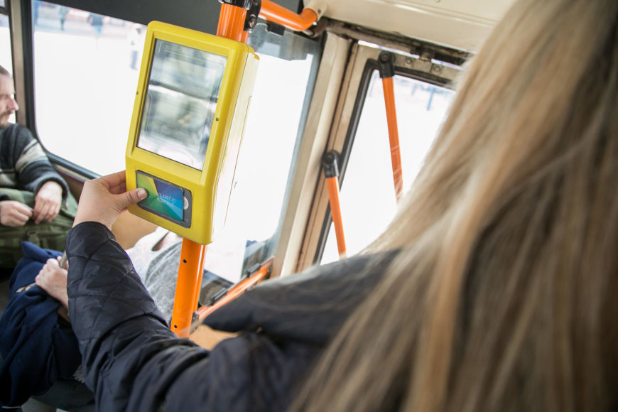 Vilniaus viešojo transporto bilietai