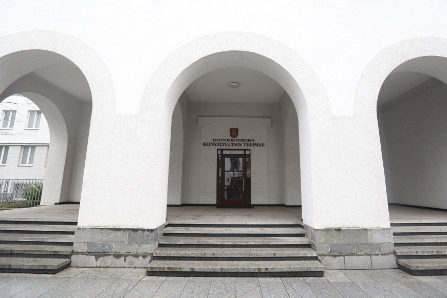 Lietuvos Respublikos Konstitucinis Teismas