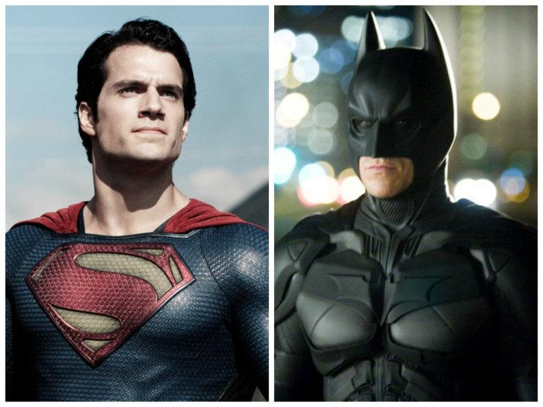 Supermenas ir Betmenas
