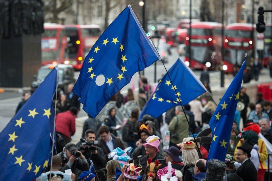 Europos Sąjunga žada vienybę