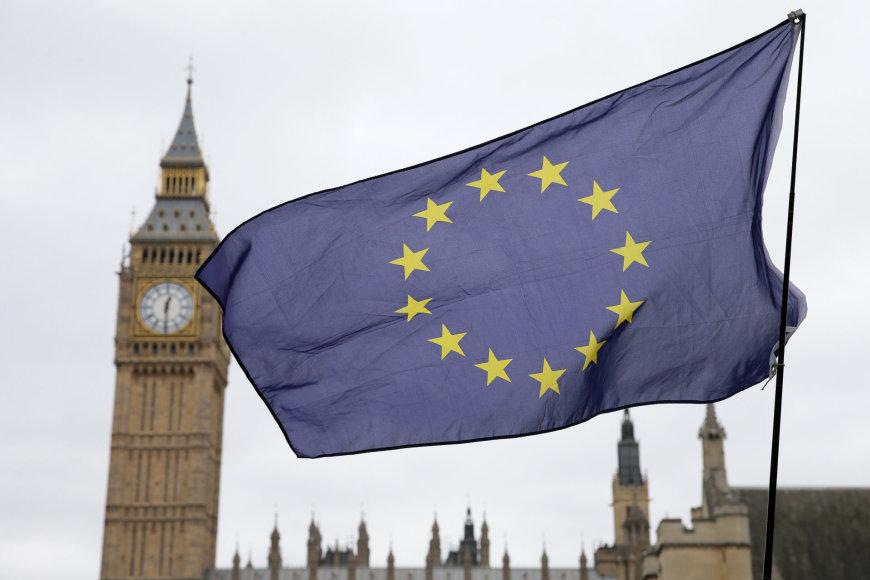 Jungtinė Karalystė visada privengė integracijos į europines struktūras