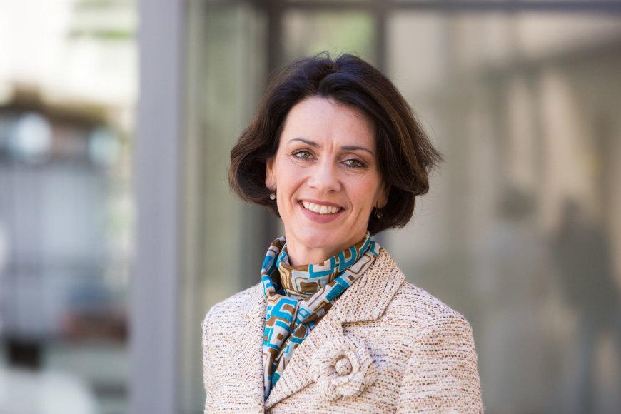 Švedijos ambasadorė Lietuvoje Cecilia Ruthström-Ruin