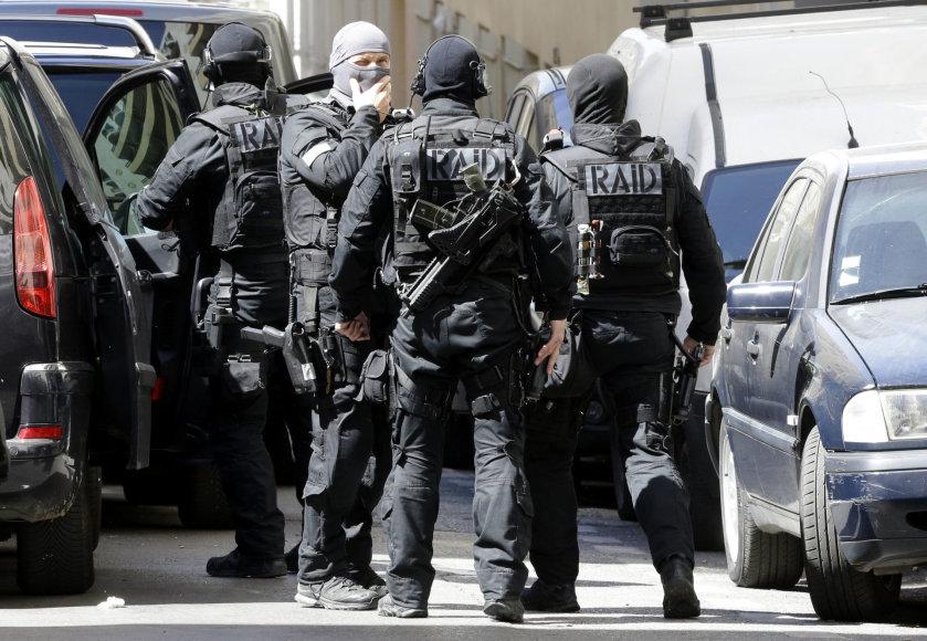 Prancūzijoje užkirstas kelias teroristiniam išpuoliui