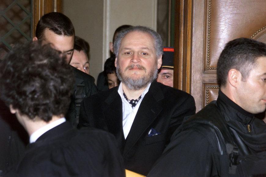 Ilichas Ramírezas Sánchezas, dar žinomas kaip Carlosas Šakalas (2001 m.)