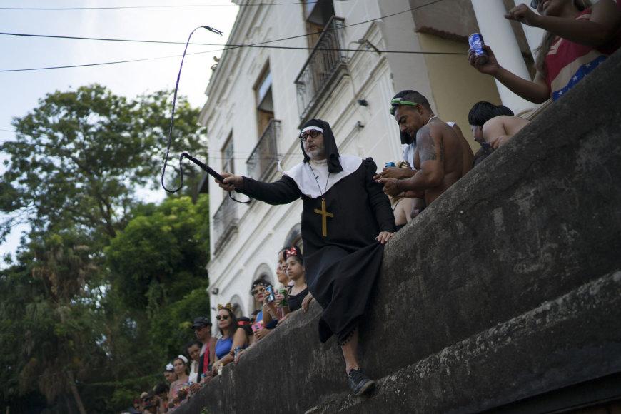 Prasideda Rio de Žaneiro karnavalas