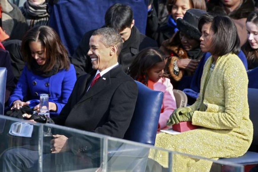 44-as JAV prezidentas Barackas Obama