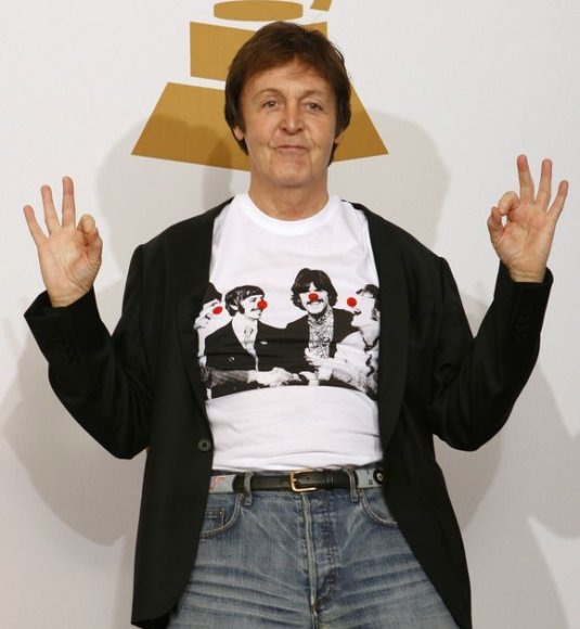 """Eksbitlas"" Paulas McCartney"