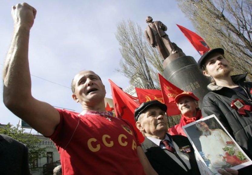Lenino gimtadienio minėjimas