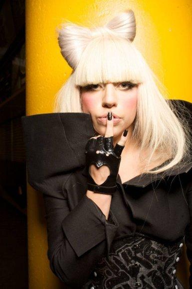 Lady GaGa fotosesija