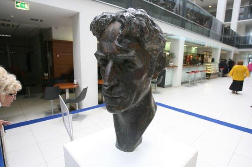 F.Zappos skulptūros kopija