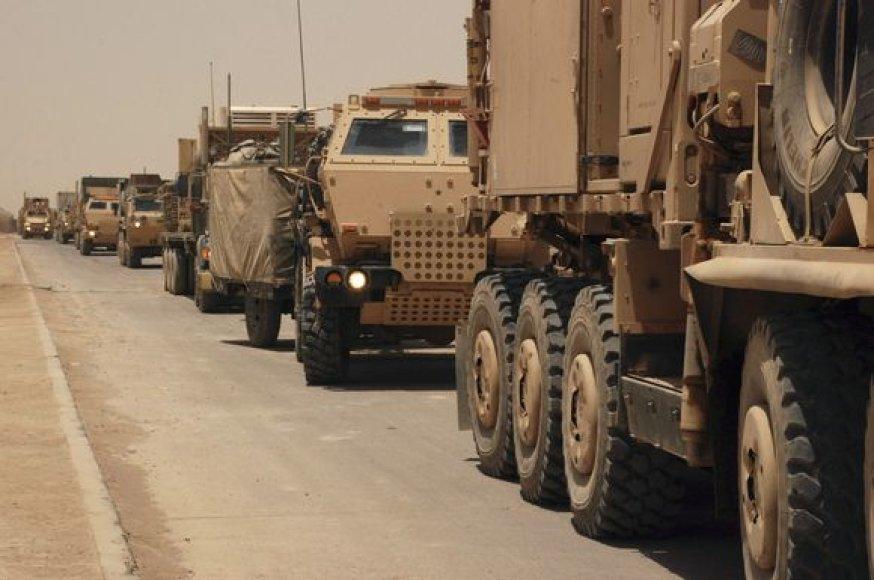JAV karinės pajėgos