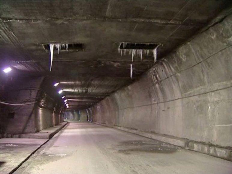 Statomas Maskvos tunelis