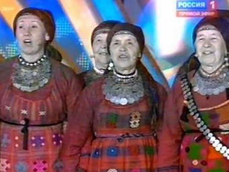 """Bobučių ansamblis """"Buranovskije babuški"""""""