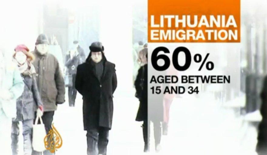 Emigracija iš Lietuvos