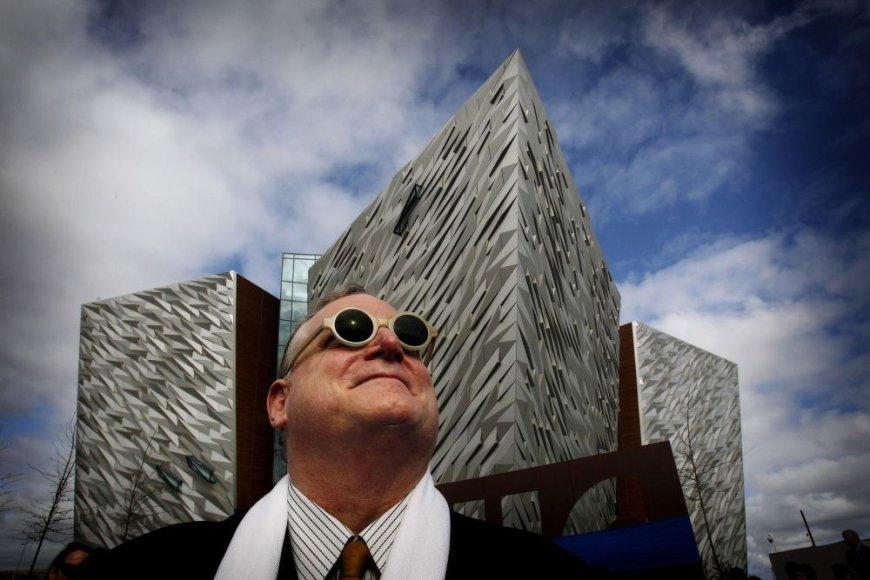 """""""Titaniko"""" atrakcionas Belfaste"""