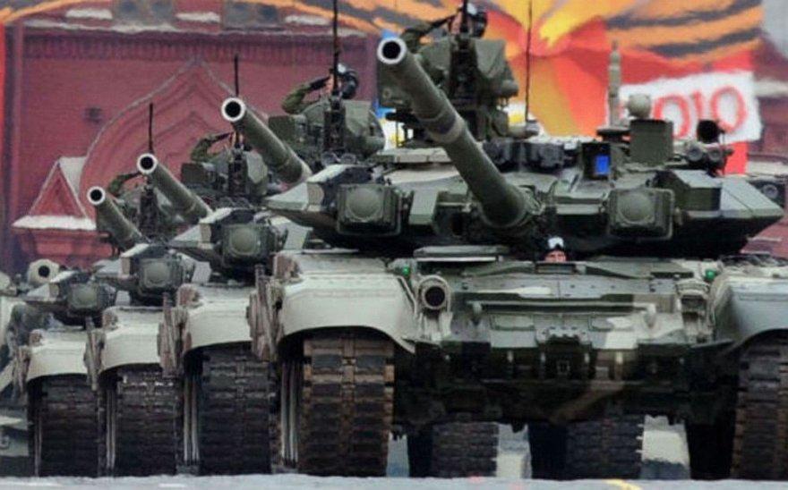 Tankas T-90