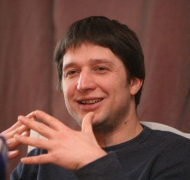 Aktorius Algirdas Gradauskas