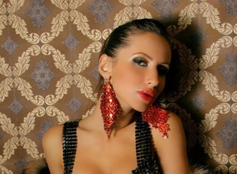 Ukrainos atstovė Eurovizijoje Svetlana Loboda