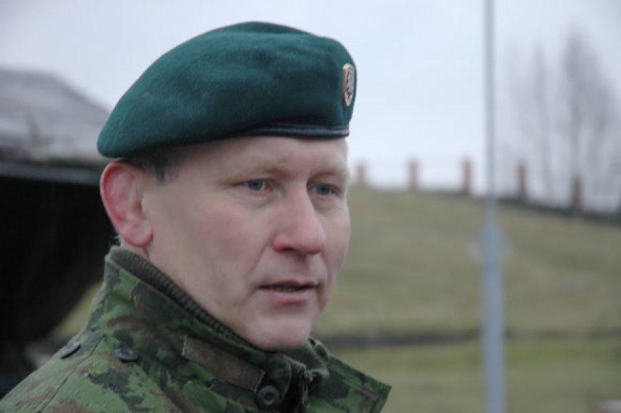 Brigados generolas Arvydas Pocius