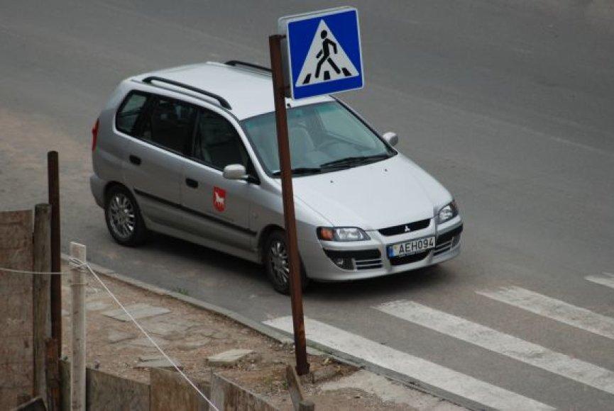 Kauno savivaldybės automobilis