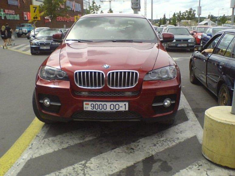 Baltarusio BMW