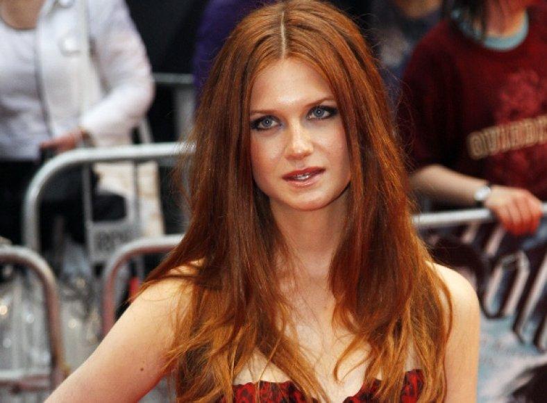 Aktorė Bonnie Wright