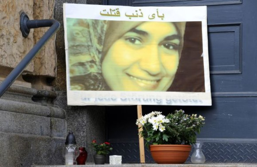 Nužudytoji Marwa al-Sherbini