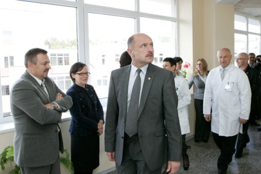 Viceministras A.Skikas
