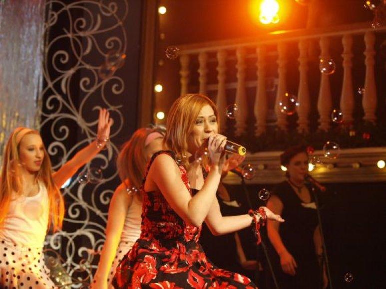 Kalėdinio koncerto akimirkos