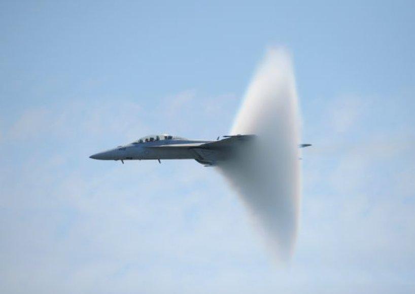 """Naikintuvas """"F/A-18 Hornet"""""""