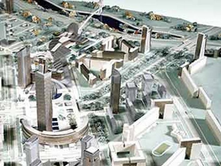 Minsk-City projektas