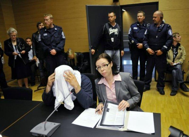 Minnos Nurminen pagrobėjo teismas