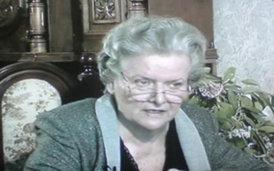 Rūta Gajauskaitė, kriminologė