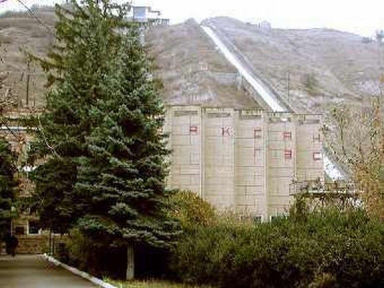 Baksano hidroelektrinė Šiaurės Kaukaze