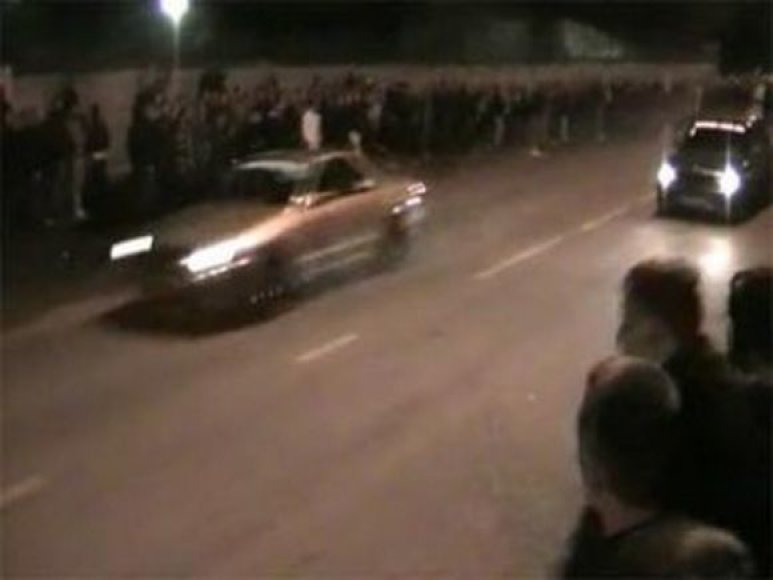 Gatvės lenktynės Maskvoje