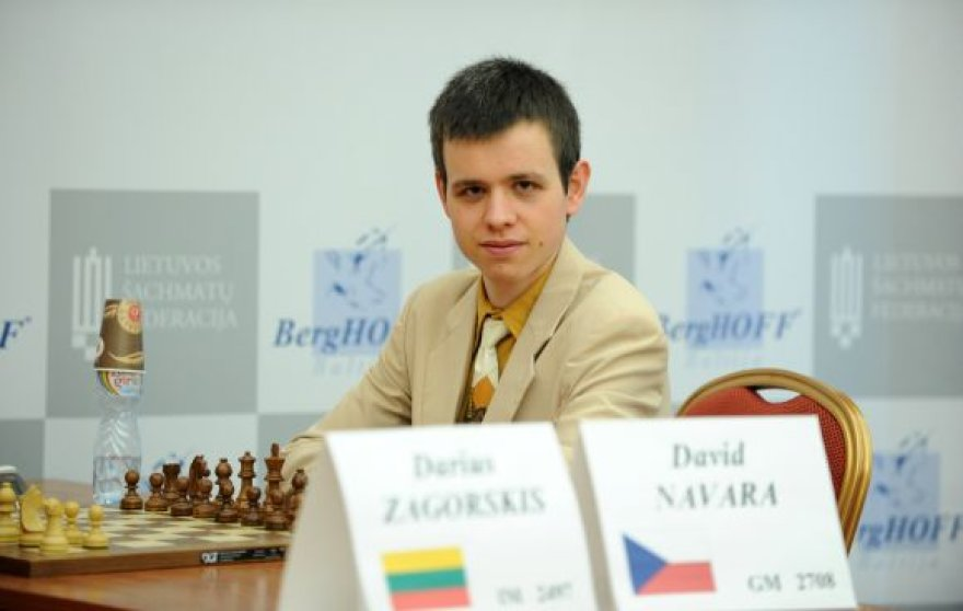 Šachmatininkas Davidas Navara
