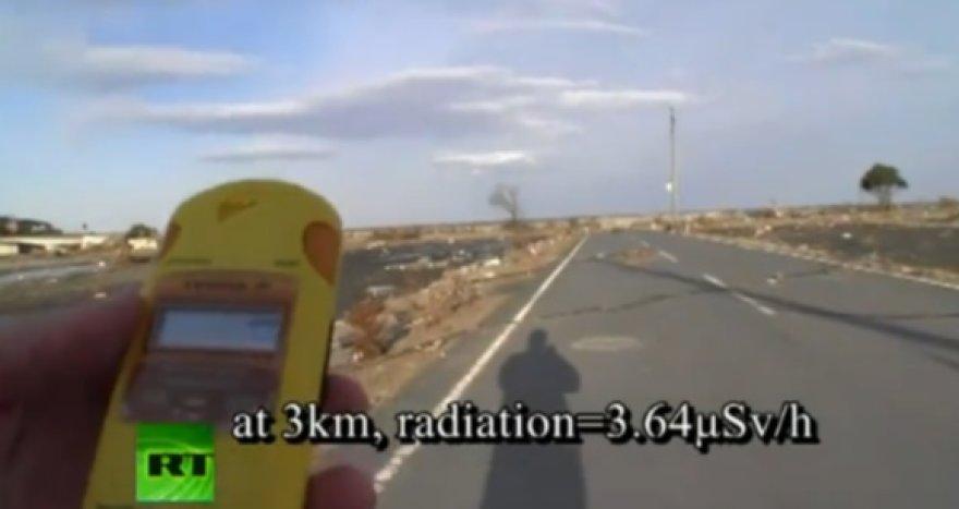 Japonijos žurnalistas atliko eksperimentą prie Fukušimos-1 elektrinės