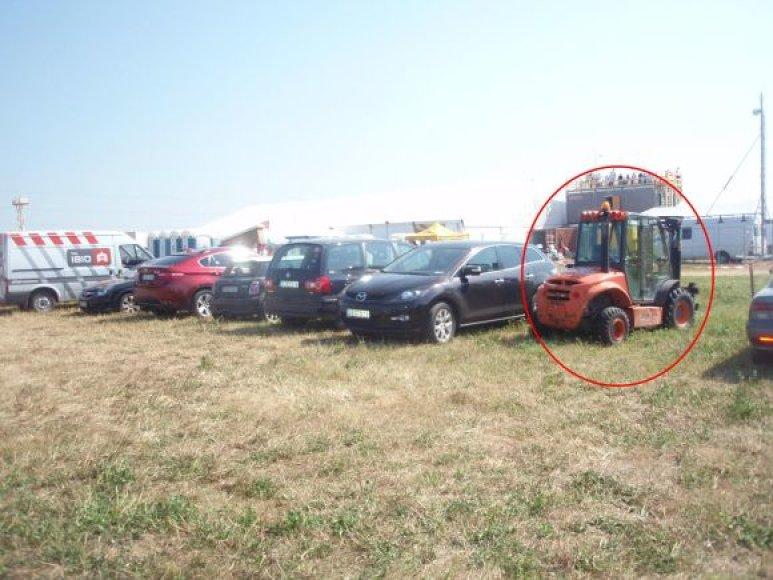 """""""Omnitel 1000 km lenktynių"""" konkursas"""