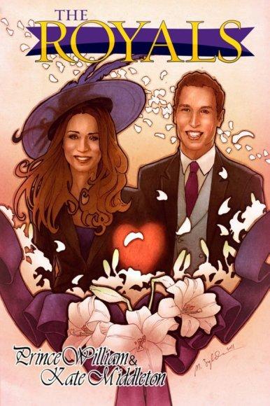 The Royals: Prince Harry (viršelis)