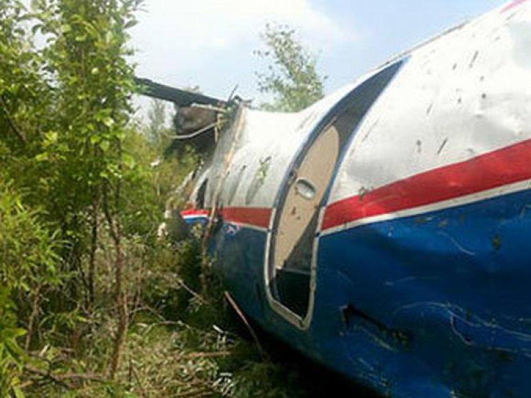 Sudužęs An-24 Blagoveščenske