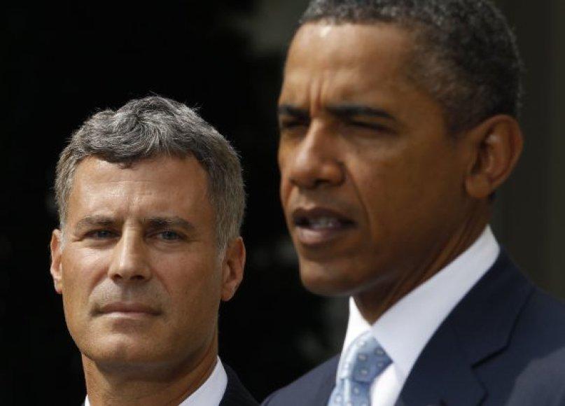 Profesorius Alanas Kruegeris patarinės Barackui Obamai