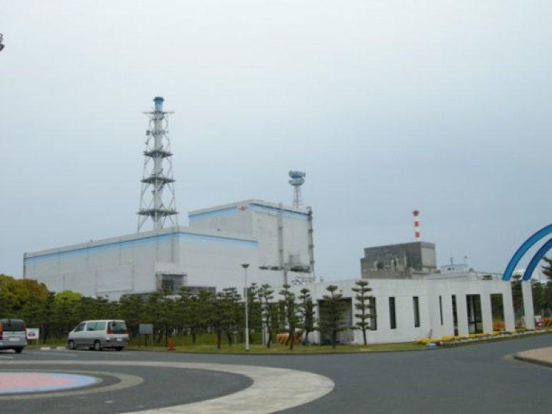 Dvi Tokai atominės elektrinės