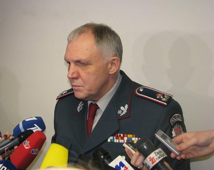 """V.Telyčėnas: """"Profsąjungos nefigūruoja šiame ikiteisminiame tyrime""""."""