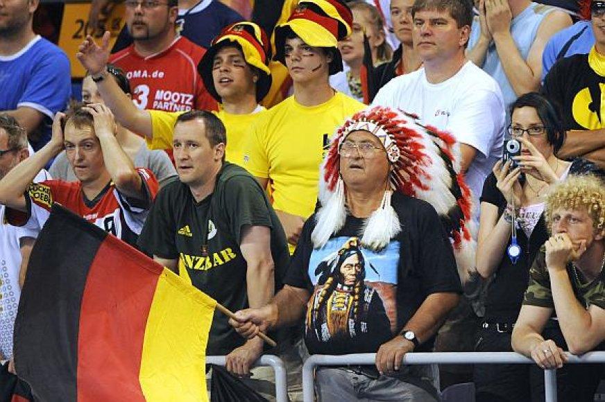 Vokietijos sirgaliai