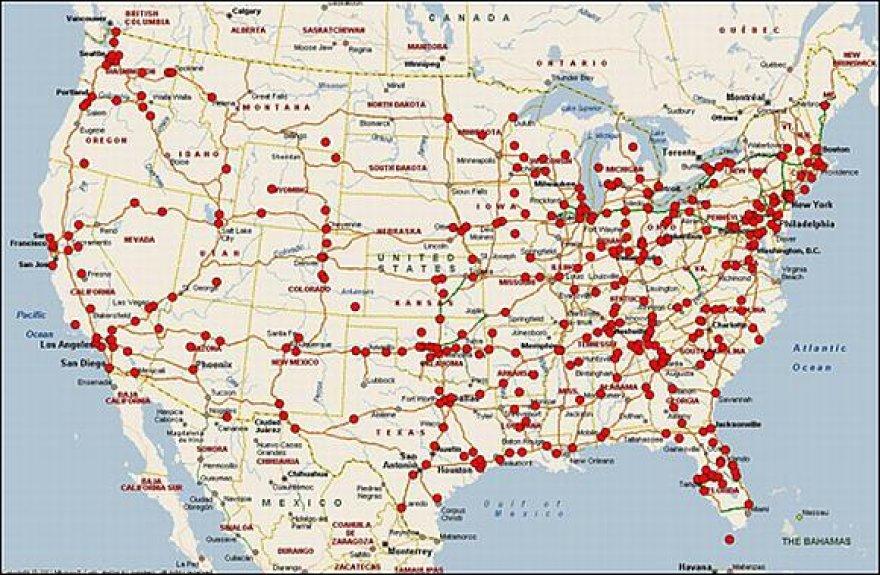 Per trisdešimt metų JAV greta greitkelių aptikta daugiau nei pusė tūkstančio moterų lavonų.