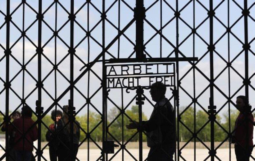 Dachau koncentracijos stovyklos vartai