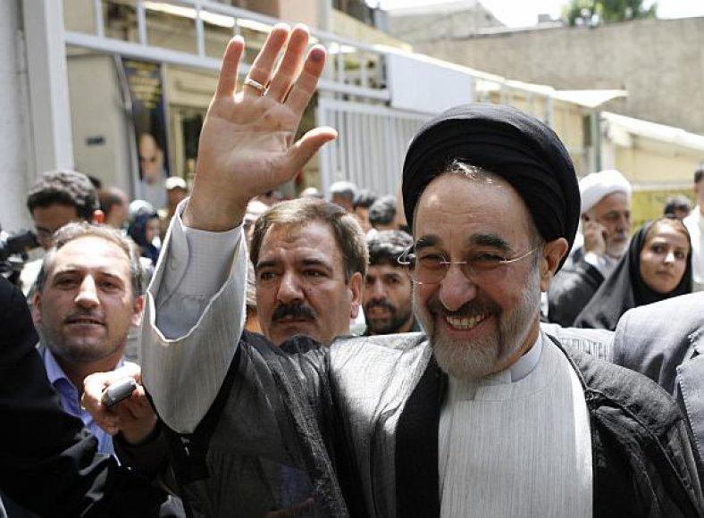 Mohammadas Khatamis